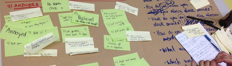 Dinámicas de grupo de design thinking que mejoran el trabajo en equipo y las ideas de empresa